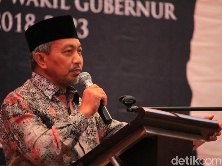 Ahmad Syaikhu Nonaktif dari Ketua DPW PKS Jabar