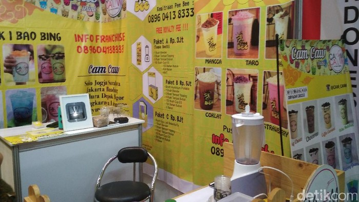 Banner Minuman Dingin - gambar spanduk