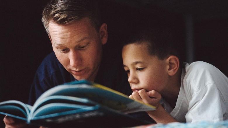 Ilustrasi menumbuhkan minat baca anak/ Foto: Istimewa/ Thinkstock