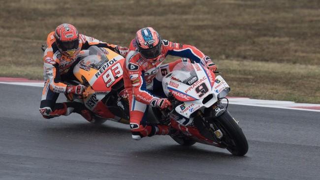 Harga MotoGP mencapai puluhan miliar rupiah Foto: Mirco Lazzari gp/Getty Images