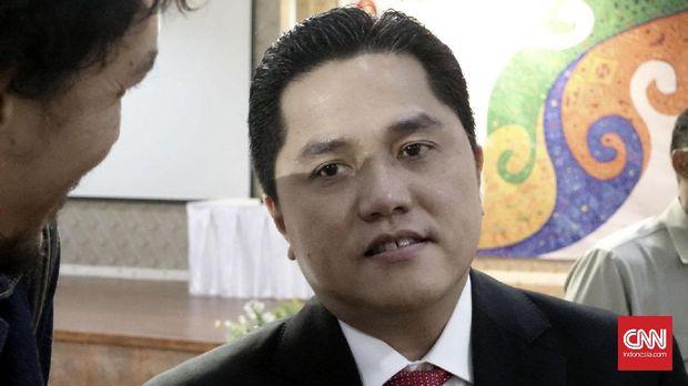 Erick Thohir menyadari pentingnya kejelasan pendanaan sebelum penyelenggaraan Asian Games 2018.