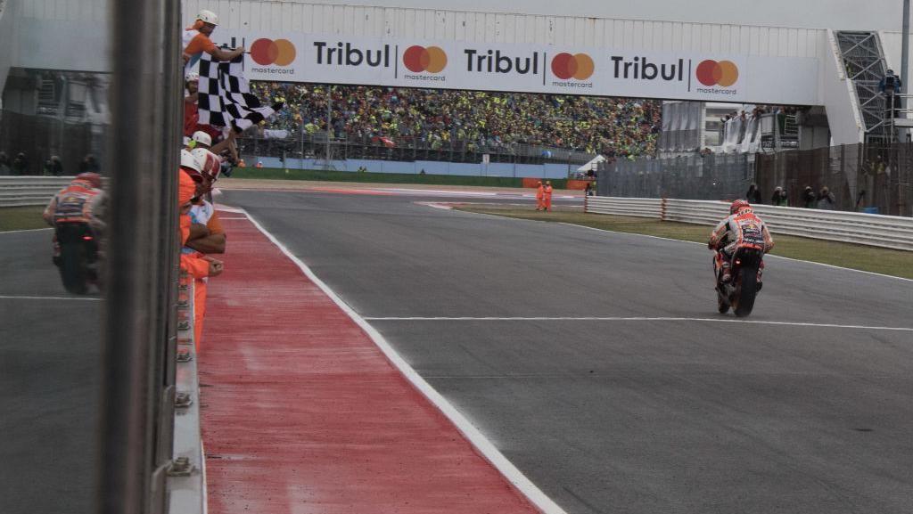 Menuju MotoGP San Marino, Tempat Honda Menang Tiga Musim Terakhir