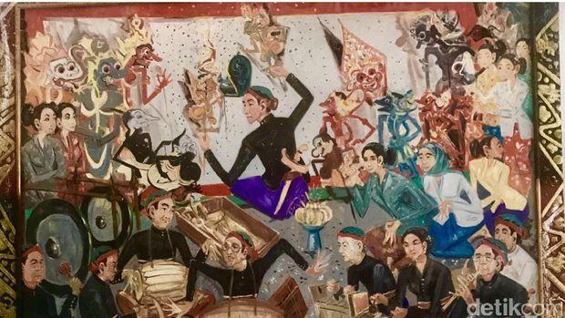 Mengenang Maestro Seni Lukis I Nyoman Gunarsa