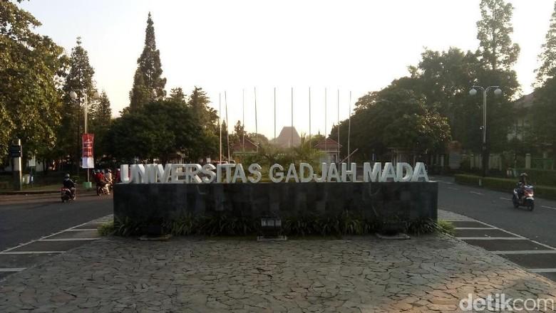 UGM Bantah Ancam DO Mahasiswa Panitia Seminar Sudirman Said