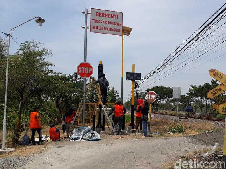 Cegah Kecelakaan, Empat EWS Dipasang di Pasuruan dan Probolinggo