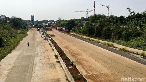 Dibangun 2013, Seksi 2 Tol Cijago Beroperasi Bulan Depan.