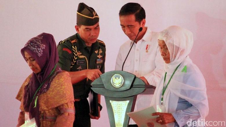 Amien Rais Tuding Jokowi Ngibul, Ini Kata Kementerian ATR/BPN