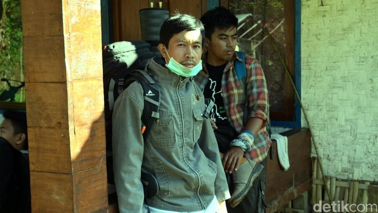 Guru SMA Hilang di Gunung Gede Sukabumi Baru Pertama Mendaki