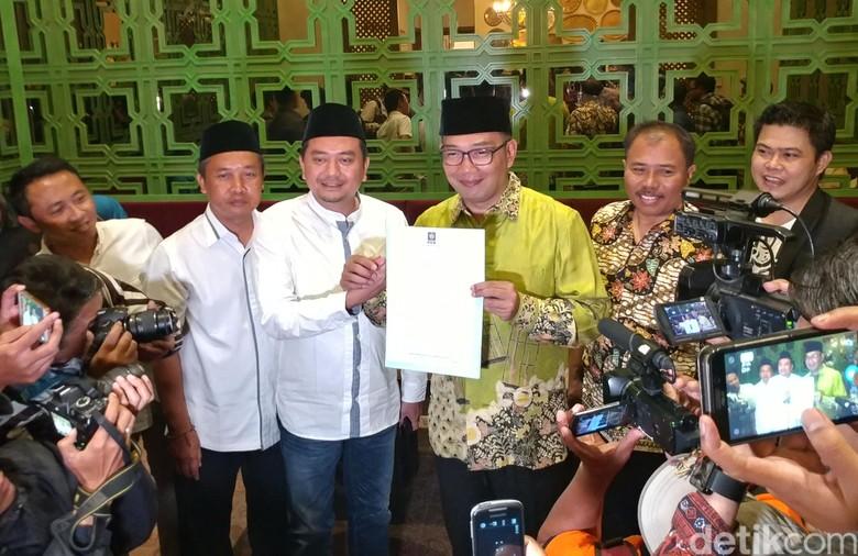 PKB Getol Rayu Demokrat dan PPP Dukung Ridwan Kamil