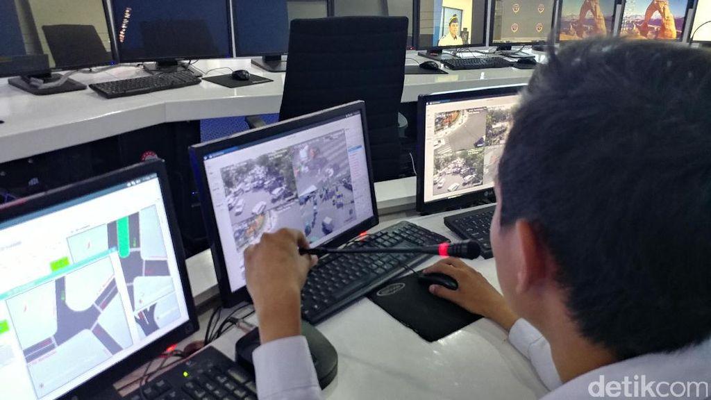 Tilang CCTV di Depok, Itu Hoax!