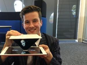 Remaja Ini Dijuluki Steve Job Muda dari Australia