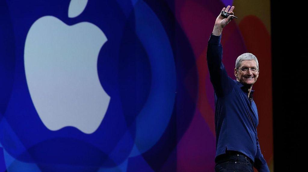 Raksasa Teknologi Berlomba Kejar USD 1 Triliun, Apple Terdepan