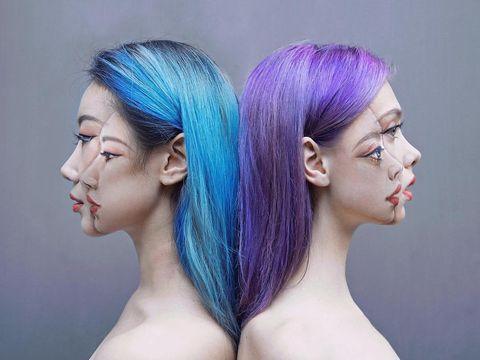Ngeri, Wanita yang Kukunya 'Ditumbuhi' Rambut Ini Jadi Viral