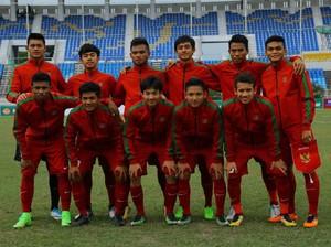 Ini Starting XI Indonesia Saat Lawan Thailand