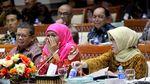Komisi VIII DPR dan Mensos Rapat Bahas RKA-KL 2018