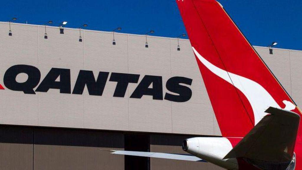 Qantas PHK 6.000 Karyawan