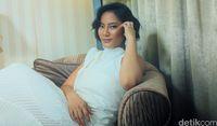 Tara Basro saat pemotretan Celeb of The Month