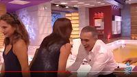 Host Pria Dihujat Pasca Gunting Dress Rekan Wanita Saat Siaran Langsung