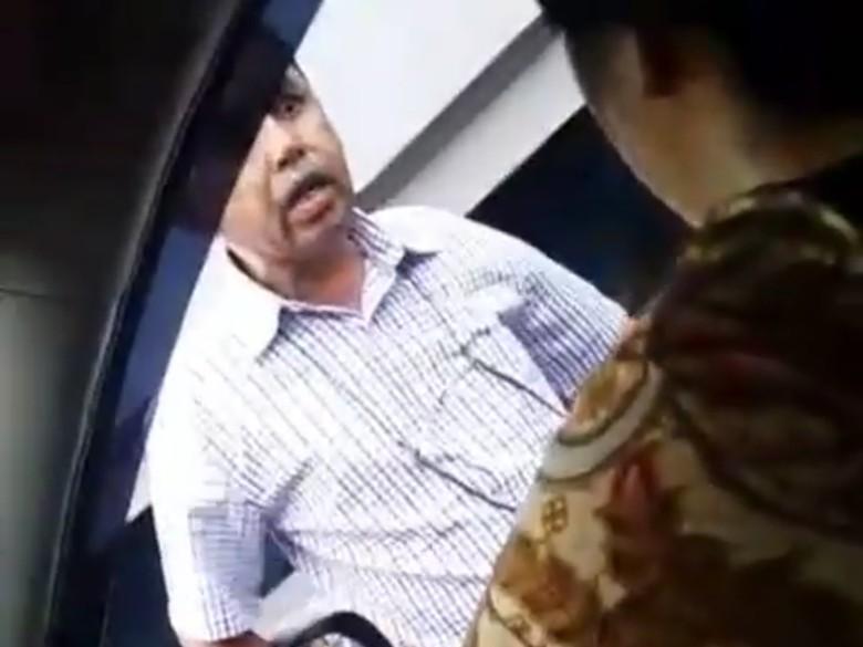 Pria Tampar Perempuan di Tol, Polisi: Jangan Main Hakim Sendiri!
