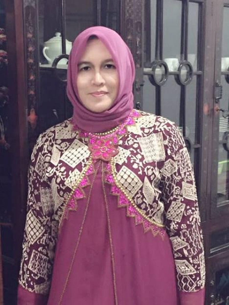 Ustaz Sambo Bantah Asma Dewi Pernah Jadi Bendahara Alumni 212