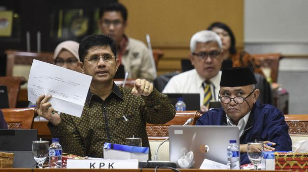 Komisi III DPR Tunda RDP Dengan KPK Sebelum Ambil Kesimpulan