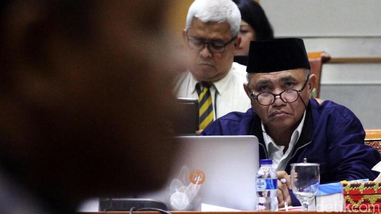 Novanto Absen Lagi, Ketua KPK: Kita Tentukan Langkah Berikutnya