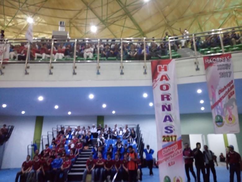 Gubernur Jabar Dinobatkan Jadi Tokoh Olahraga Nasional