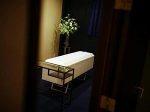 Foto: Mengintip Hotel Jenazah di Jepang