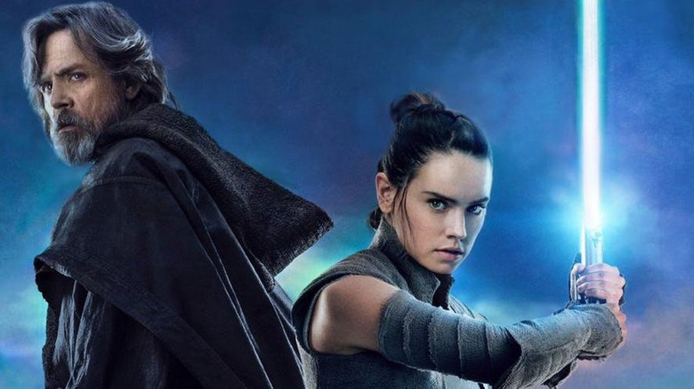 Adegan Akhir Star Wars: The Last Jedi Ada di dalam Trailer?