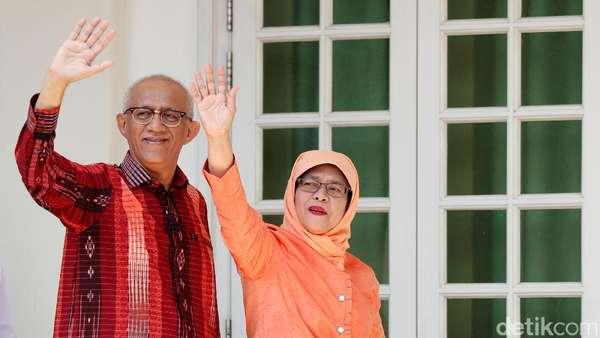 Halimah Yacob, Presiden Singapura yang Pintar Masak Sayur Lodeh