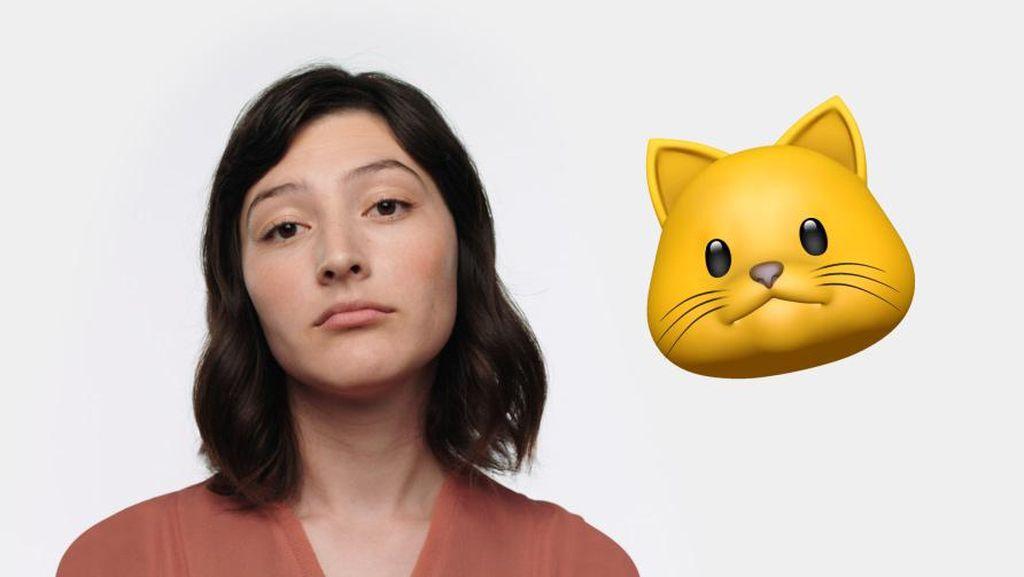 #AnimojiKaraoke Mendadak Jadi Daya Tarik iPhone X, Seperti Apa?