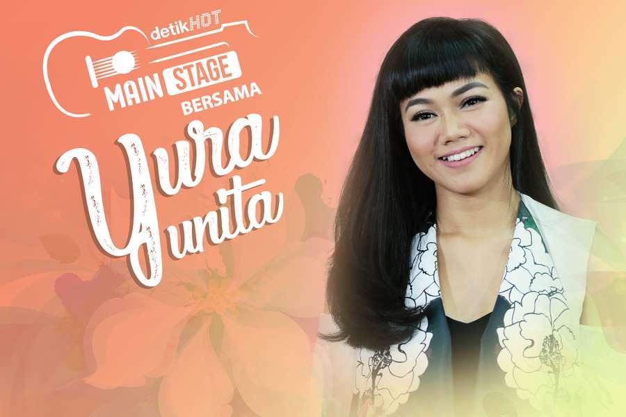 Yura Yunita Buktikan dengan Keceriaan