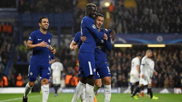 Hazard Dibayangi Musim Mourinho