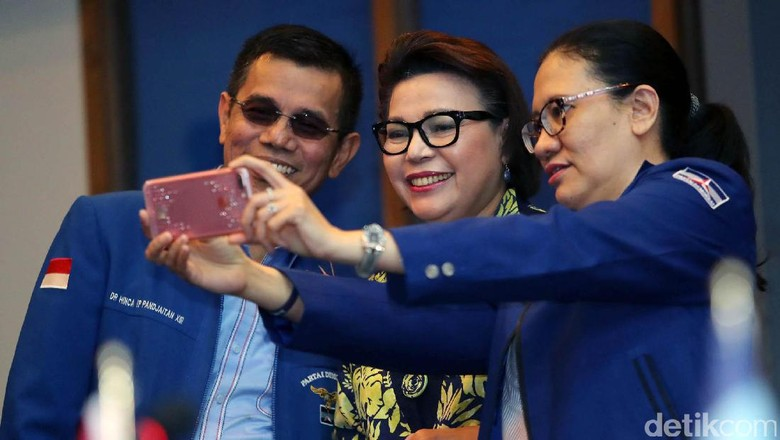 Wakil Ketua KPK Diskusi Bareng SBY