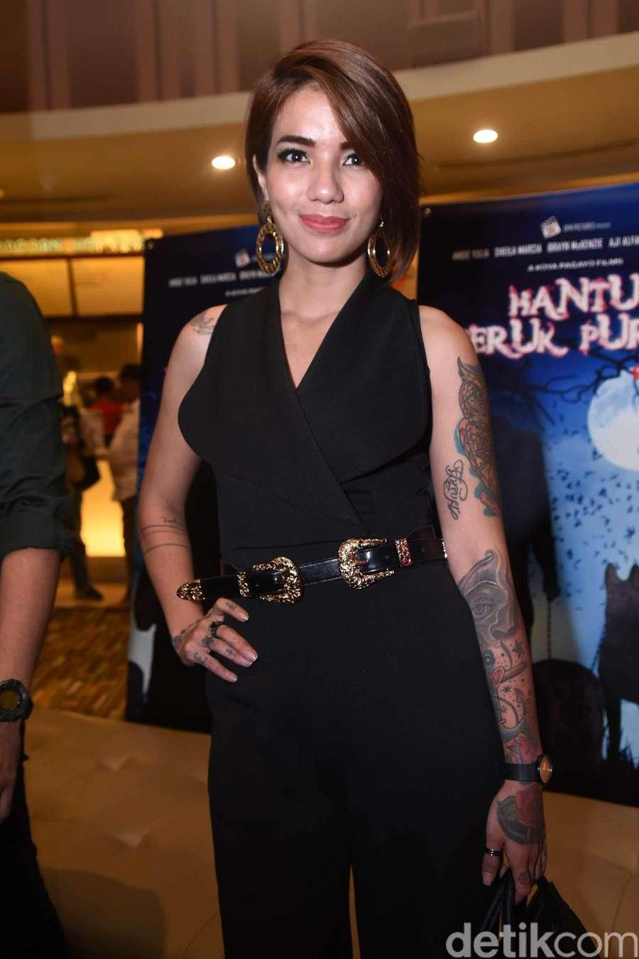 Wah, Sheila Marcia Putuskan Tinggal di Bali Lagi