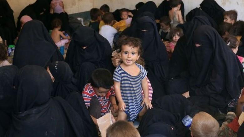 Keluarga Militan ISIS Dianggap Berpotensi Ancam Keamanan Australia