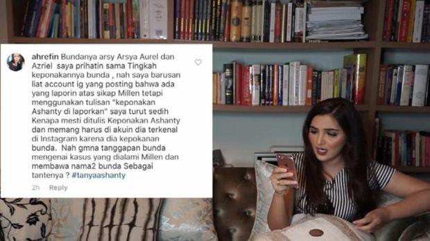 Ashanty Bicara soal Millendaru, Tangis Asri Welas untuk Sang Anak