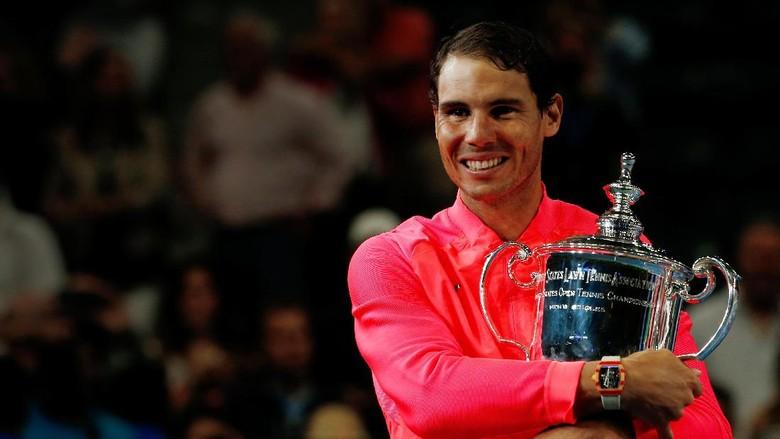 Sukses Nadal Juarai AS Terbuka Tidak Spesial