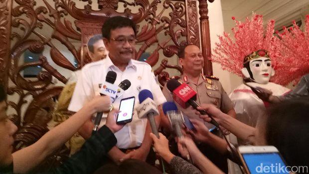 Pemprov DKI Jakarta menandatangani kerja sama dengan Polda Metro Jaya.