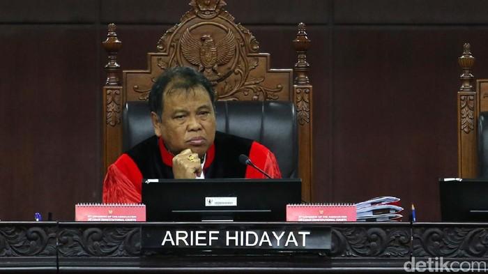 Arief Hidayat (Ari Saputra/detikcom)