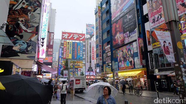 Pusat Perbelanjaan Akihabara, Surganya Pecinta Mainan