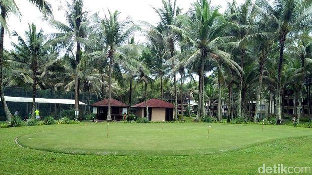 Lapangan golf Club Med Bintan (Bonauli/detikTravel)