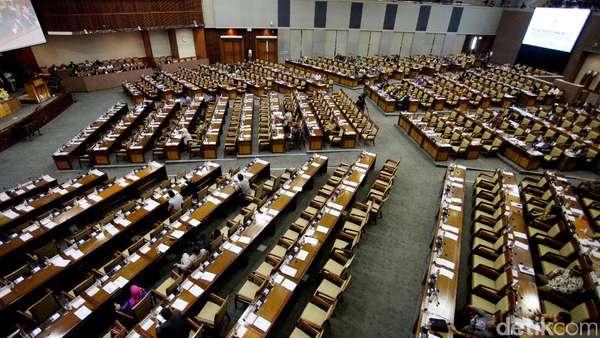 PAN-Demokrat Tolak Masa Kerja Pansus KPK Diperpanjang
