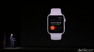 Apple Watch Bantu Ibu dan Bayi Selamat dari Kecelakaan