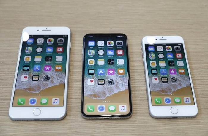 Ini Perbedaan iPhone 8 vs iPhone 8 Plus vs iPhone X 1c75edcfec