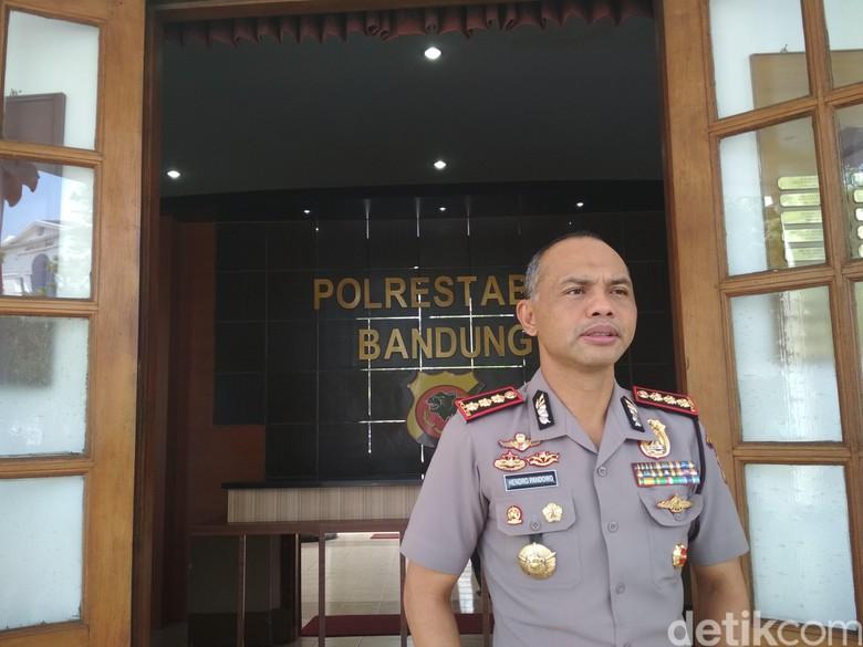 Polisi Bandung Buru Sopir Taksi Online Perampok Karyawati Bank