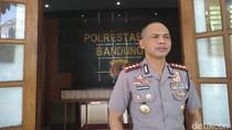 Hendro Pandowo Promosi Brigjen, Kapolrestabes Bandung Berganti