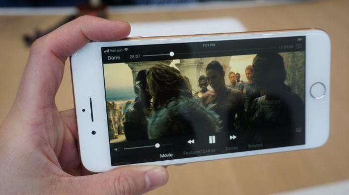 iPhone 8 Plus Foto: Dok. techradar