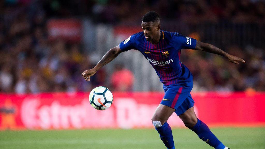 Semedo Tepis Kabar Bakal Dikorbankan Barcelona demi Neymar