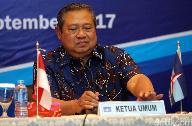 SBY Panggil Elite PD untuk Emergency Meeting, Apa yang Darurat?